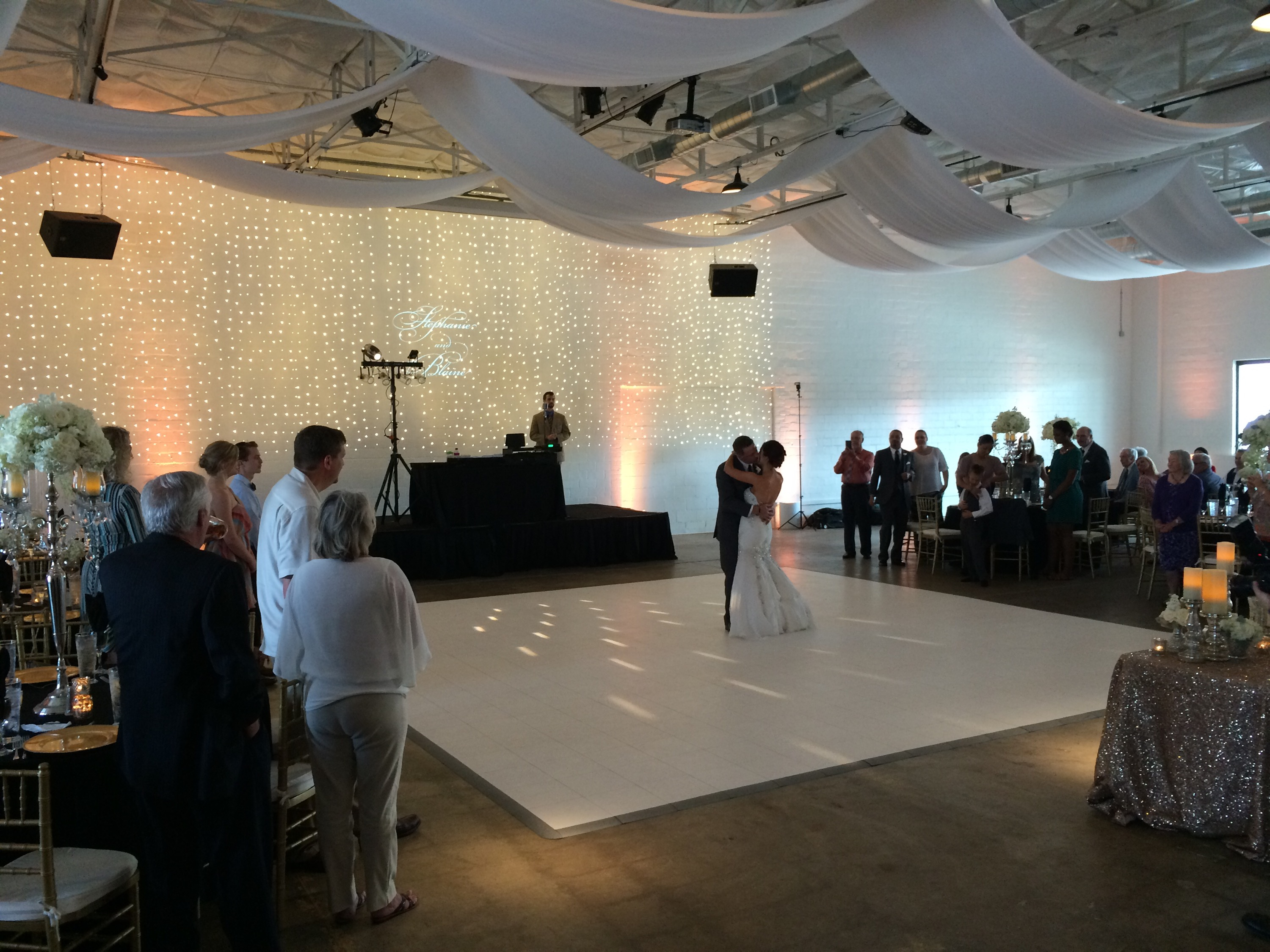 Dallas Event Venue | The Empire Room