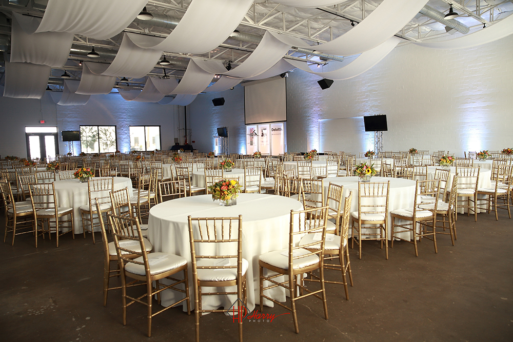 Who is Responsible for Set-Up and Tear Down When You Rent a Venue?