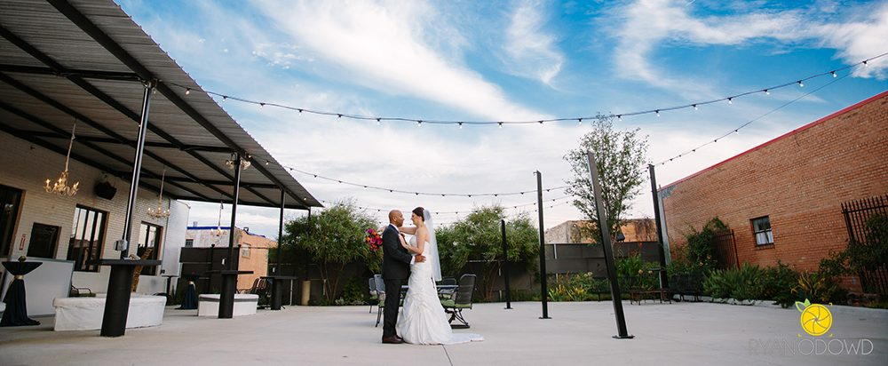 Downtown Dallas Wedding